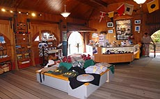 Gift Shop - Singer Castle on Dark Island