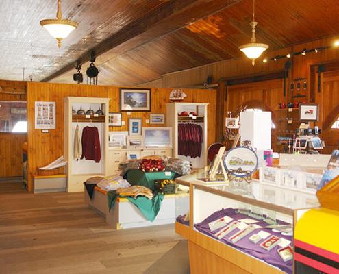 Gift Shop at Singer Castle
